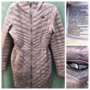 The North Face Thermoball Coat Long Hood